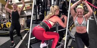 Sexy wie damals! Vonn trainiert sich zurück in Topform