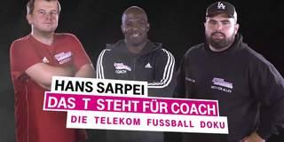 Hans Sarpei - Das T steht für Coach. Die Telekom Fußball Doku - FC Interlaken 1904