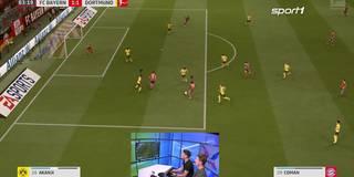 Sport1-Redakteure zocken Bayern-BVB in FIFA 19