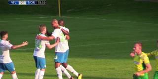 Wolfsburg nur Remis gegen Norwich City