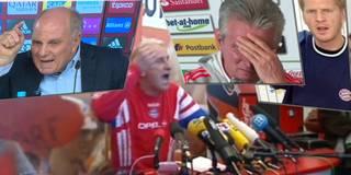 TOP 5: Die legendärsten Pressekonferenzen der Bayern