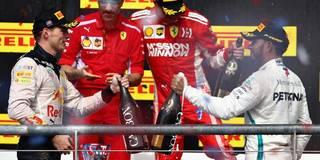 Vettel enttäuscht - aber Räikkönen vertagt Hamiltons Party
