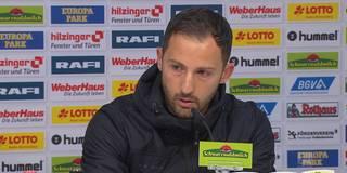 """Bei aller Liebe"": Tedesco beschwert sich nach nächster Schalker Pleite"