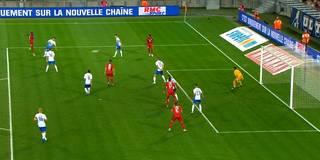 Was für ein Strahl! Bordeaux-Star nagelt den Ball unter die Latte