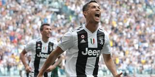 Doppelpack für Juve! Ronaldo beendet Torflaute