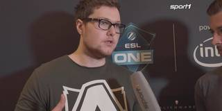 ESL One Hamburg: Der deutsche Profi qojqva im Interview
