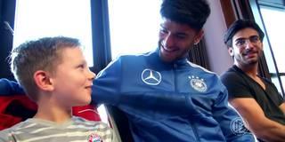 Johnny Heimes als Inspiration: U21 zeigt Herz