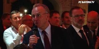 Rummenigge mit Sonderlob für Lewandowski und Kovac