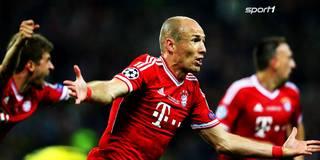 Arjen Robben wird 35 - Rückblick auf seine turbulente Bayern-Zeit