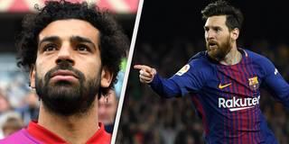 Messi lockt Salah nach Barcelona