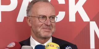 FC Bayern: Rummenigge tadelt Uli Hoeneß - und lobt Juan Bernat