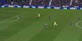 Messi-Show! Dreierpack bei Kantersieg von Barca