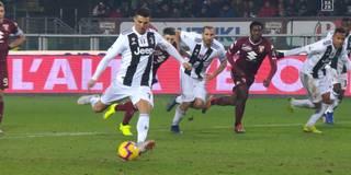 Ronaldo-Jubiläumstor entscheidet Turiner Derby