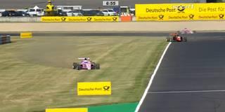 Schumacher enttäuscht - Lawson überragt erneut