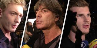 """""""Kein begeisternder Fußball"""": DFB-Team zieht Bilanz"""