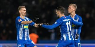 Bayern und Juve jagen Hertha-Nationalspieler