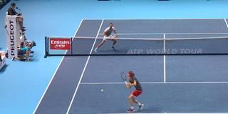 Auftaktsieg: Hier schlägt sich Zverev für Djokovic warm