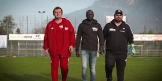 Hans Sarpei- Das T steht für Coach - SC Wacker Dinslaken II