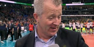 Nach DVV-Pokalsieg: Warum Trainer Heynen trotzdem leidet