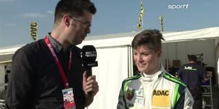 ADAC Formel 4: Pole-Fahrer Zendeli beichtet Nervosität