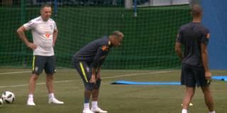 Nach Schock: Neymar zurück im Training