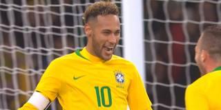 Neymar ballert Brasilien zum Sieg über Uruguay