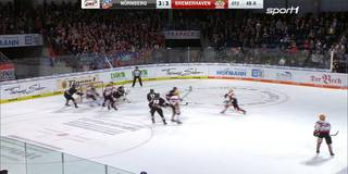 Zweifache Overtime: Eishockey-Drama in Nürnberg