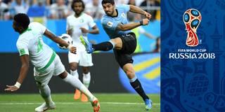 Suarez schießt Uruguay nach Keeper-Bock ins Achtelfinale