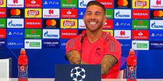 Ramos sorgt für Lacher - Pep muss passen