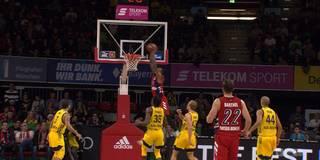 Ex-NBA-Star führt Bayern zum Topspiel-Sieg
