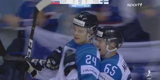 Dreierpack! Dieser Youngster erobert die finnischen Eishockey-Herzen