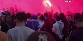 Stadtverbot! Frankfurt-Fans dürfen nicht nach Marseille