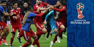 Iran in Tor-Ekstase: Spieler hören Abseitspfiff nicht