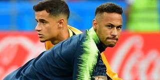 Neymar statt Coutinho: Ist das Barcas Transfer-Plan?