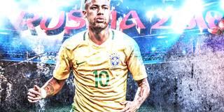 Auf Peles Spuren: Dieser Neymar macht Brasilien titelreif