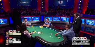 World Series of Poker: Main Event 2018 - Episode 15