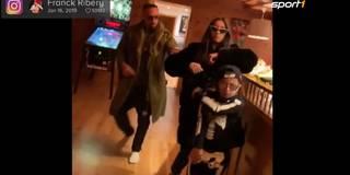 Fette Party! Familie Ribery feiert Kindergeburtstag