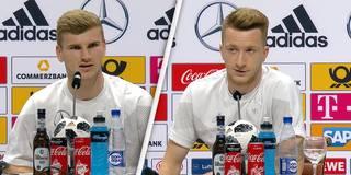 Reus und Werner erklären Matchplan für Südkorea