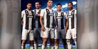 FIFA 19: So sieht Ronaldo im Juve-Dress aus