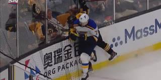 Wegen dieses Brutalo-Checks wird NHL-Star gesperrt
