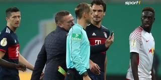 Platzsturm und Rote Karten: So wild waren die Duelle zwischen Leipzig und Bayern