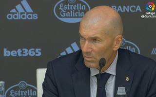 Real-Coach Zinedine Zidane über Gareth Bales Zukunft in Madrid