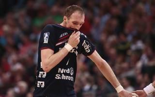 Holger Glandorf spielt für die SG Flensburg-Handewitt und wurde 2007 mit Deutschland Weltmeister