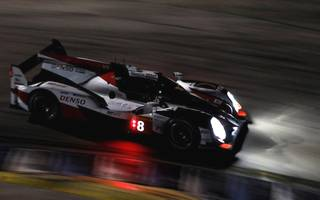 Alonso/Buemi/Nakajima starten bei den 1.000 Meilen von Sebring von P1