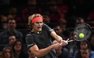 Alexander Zverev steht im Februar für den Davis Cup zur Verfügung