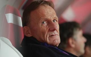 Hans-Joachim Watzke konzentriert sich im Titelrennen nur auf den BVB