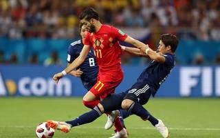 Yannick Carrasco wurde bei der WM mit Belgien Dritter