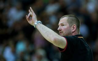 Henrik Rödl ist seit September 2017 Basketball-Bundestrainer