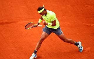 French Open: Rafael Nadal schlägt Dominic Thiem
