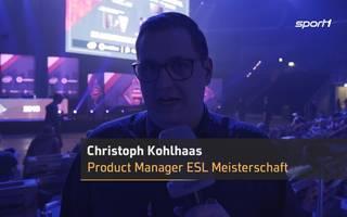 """Kohlhaas - FIFA 19: """"ESL Meisterschaft passt aktuell nicht ins Konzept von EA"""""""